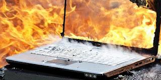 9 Cara Memperbaiki Laptop Yang Panas Berlebihan