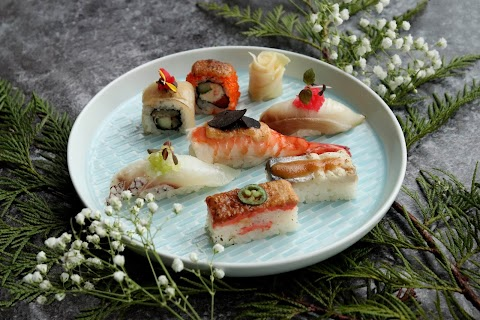Cut the JUNK fats with Sushi