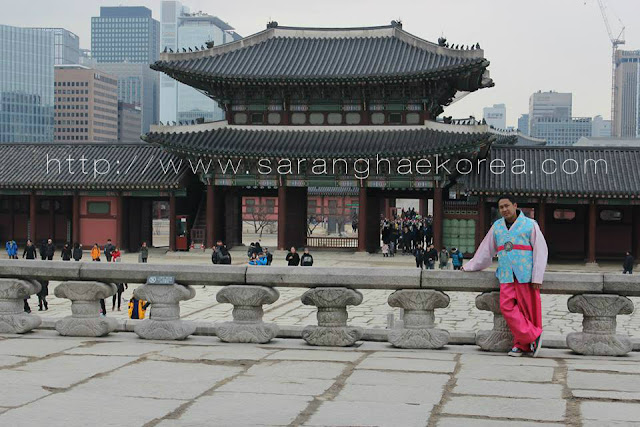 Must Visit Palaces in Seoul