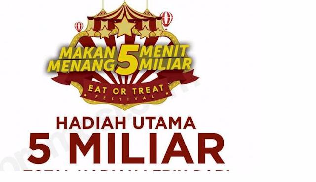 Lomba Makan Cepat Berhadiah Rp5 Miliar Bawa Petaka , Ini Pernyataan EO
