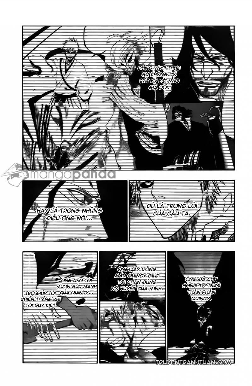 Bleach chapter 542 trang 2