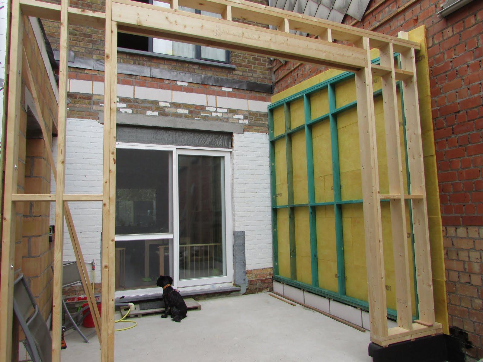 Verbouwing van ons ouderlijk huis juli 2016 - Stenen huis uitbreiding ...