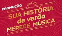 Promoção Itaipava 'Sua história de verão merece música'