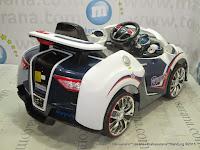 Pliko PK9700 Bugatti XL 2 Gearbox Battery Toy Car