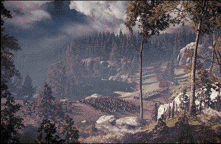 Emboscada, Arminio, Varo, Teutoburgo, legiones, Roma, romanos, Germania, germanos, queruscos, Augusto, Tusnelda