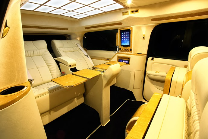 Passion For Luxury Customized Cadillac Escalade