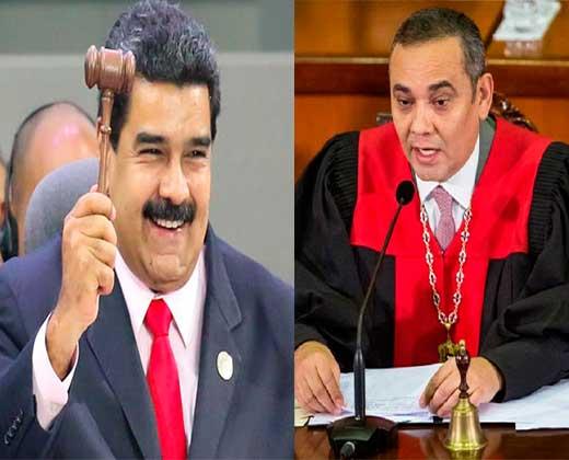 ¡LO ÚLTIMO! TSJ permitirá a Maduro procesar por traición a la patria a diputados opositores