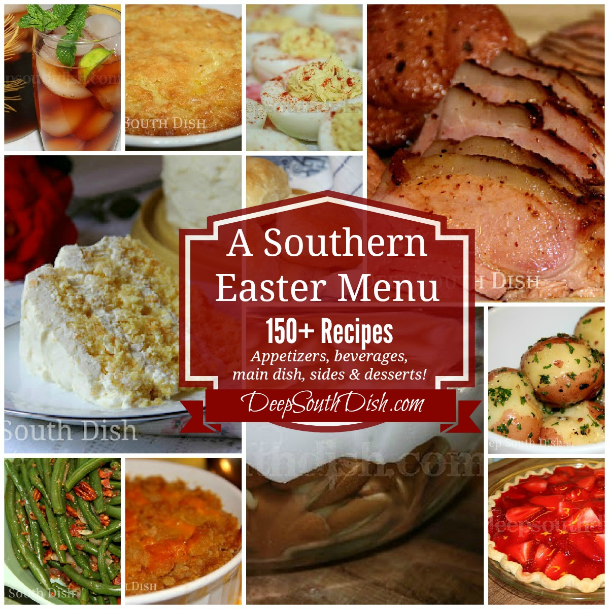 deep south dish southern easter menu ideas and recipes