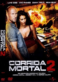 Corrida Mortal 2 BluRay