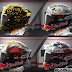 SHOEI MM93 HELMET PACK