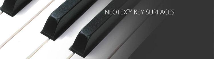 Công nghệ bàn phím NEOTEX Piano Kawai