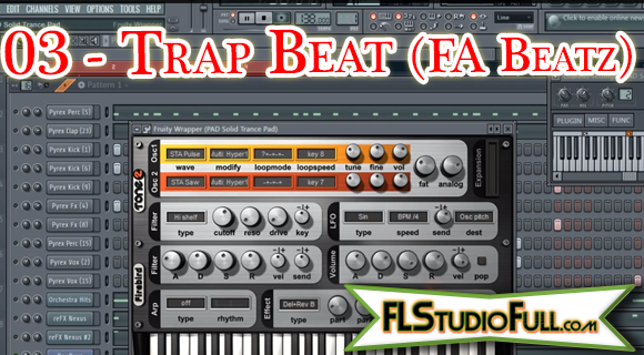 03 - Trap Beat (FA Beatz)