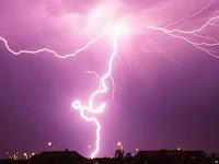 Waspada Badai Petir Yang Melanda Medan