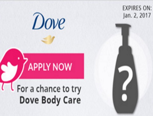 Chickadvisor Dove Body Care Campaign