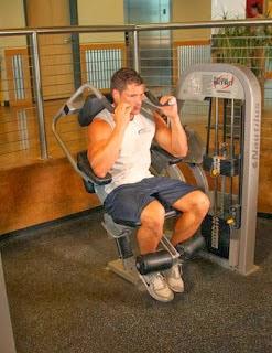 افضل جهاز لبناء عضلات البطن