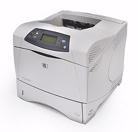 HP LaserJet 4250 Printer Driver Download