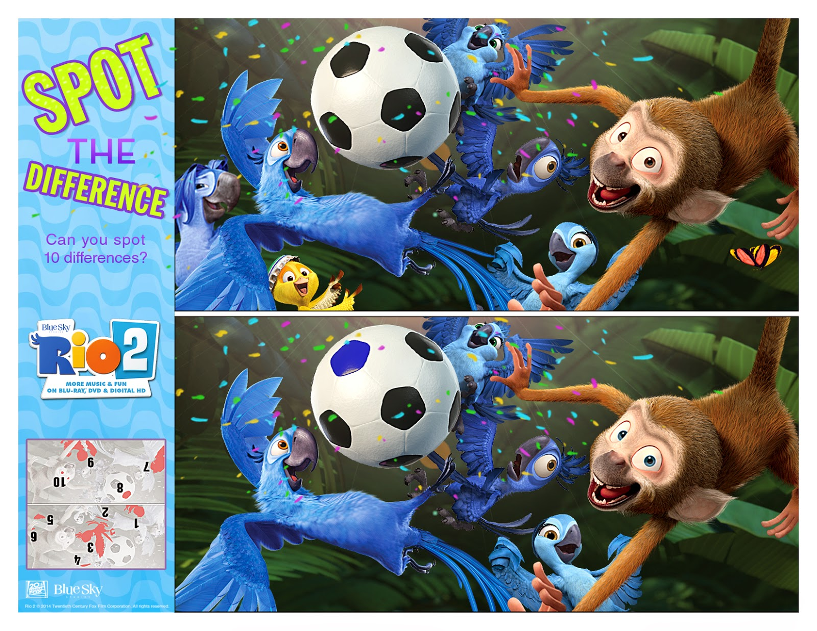 A Geek Daddy Have Some Soccer Fun With The Characters