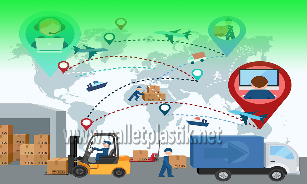 Pallet Plastik Tingkatkan Kinerja Operasional Logistik