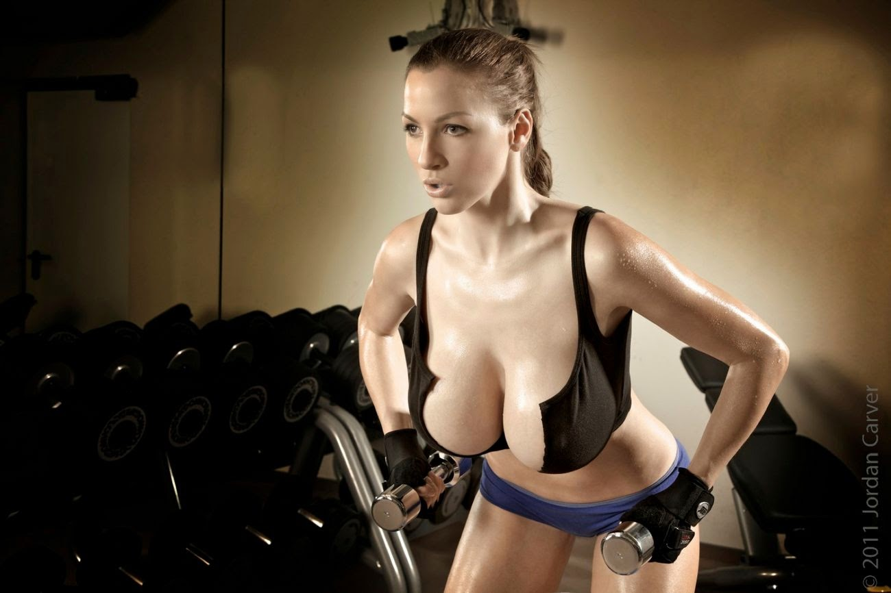 Jordan Carver Hot Hd