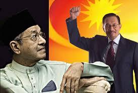 Rupanya Anwar Rancang Guling Tun Mahathir sejak 1998
