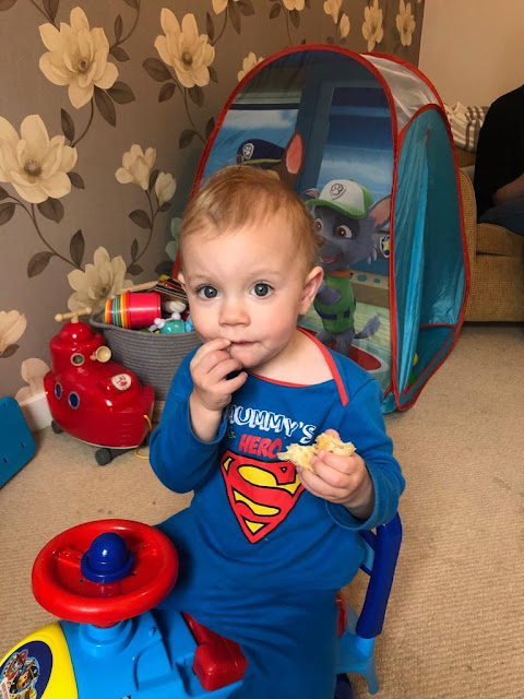 Babyled Food, Babyled Spread, Sweet spread, Weaning, BLW, Baby Led Weaning, Recipes, Toddler, Parent Blogger,