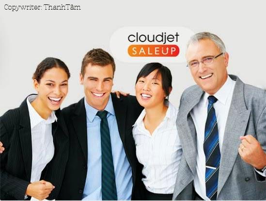 Khach hang tieu bieu cua phan mem CRM Cloudjet Saleup