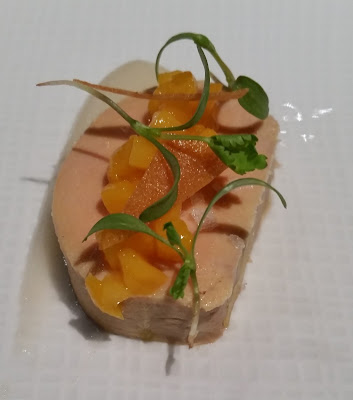 Foie gras at Motoi