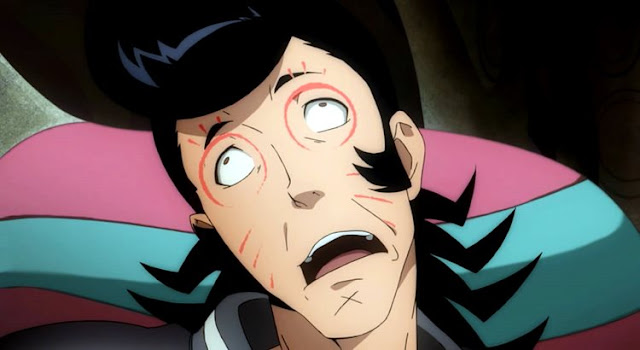 Anime Terbaik Winter 2014 - Space Dandy