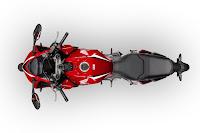 Honda CBR650R (2019) Top