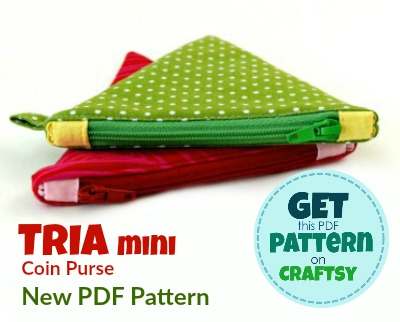 A cute little coin purse PDF pattern complete with beginner friendly instructions Get your pattern here!