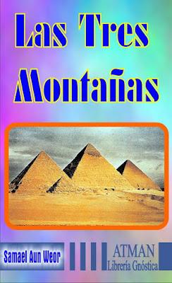 Portada del libro Las Tres Montañas de Samael Aun Weor