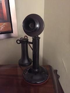 Classic Candlestick Phone