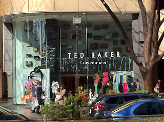 Ted Baker store Tokyo