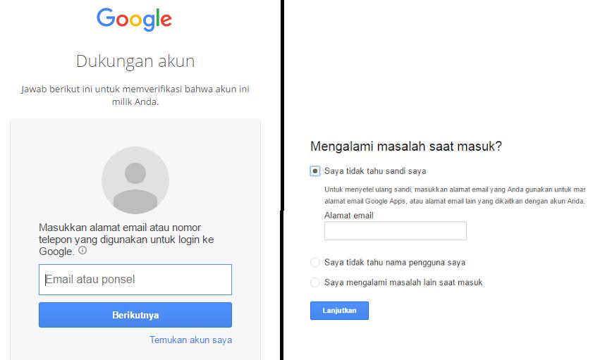 Cara Mengganti Password Atau Sandi Akun Coc Gmail Yang Lupa Game Bagus