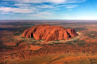 3. Uluru / Ayers Rock
