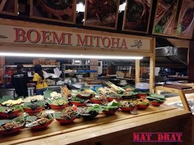 Tempat Makan Sedap Di Bandung Boemi Mitoha Bercuti Bandung