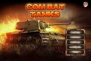 Game combat tank