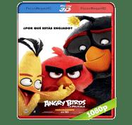 Angry Birds La Pelicula (2016) 3D SBS BRRip 1080p Audio Dual Latino/Ingles 5.1