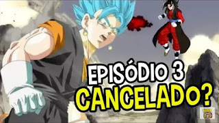Dragon Ball Heroes Episódio 3 ???