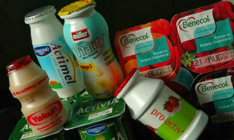 Probiotic products