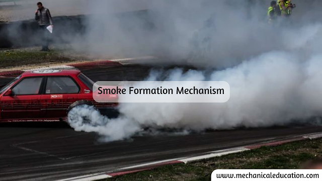 Smoke-formation-mechanism
