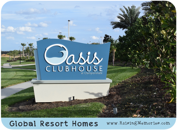 Oasis Clubhouse Global Resort Homes Blog Review
