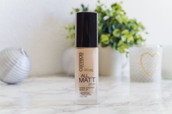 All matt Plus Foundation