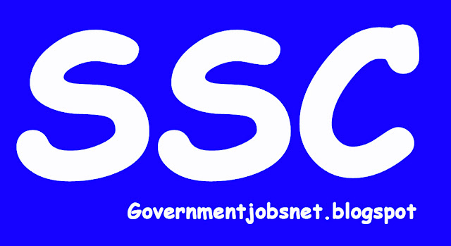 SSC JE Jobs 2019