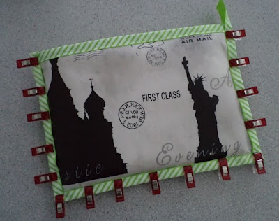 Padded Tablet Envelope by eSheep Designs