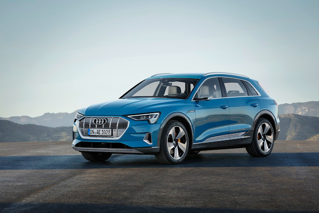 Audi E-Tron Electric SUV Details Price & images, Audi E-Tron interior and Exterior Photos Gallery, Audi E-Tron SUV Wallpapers and Background Images