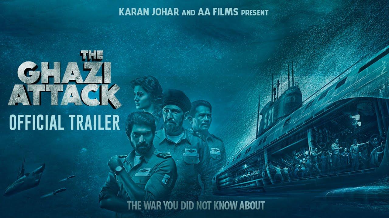 Download Film The Ghazi Attack 2017 sub indo - Download