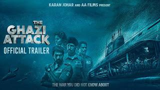 Download Film Ghazi Attack 2017