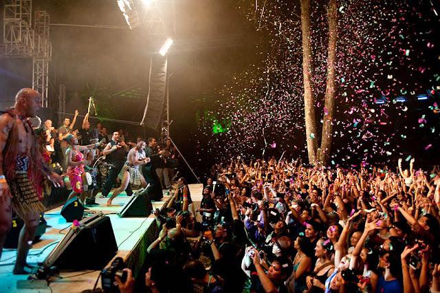 Photos of Rainforest World Music Festival