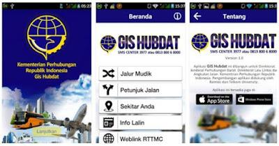 Download GIS Hubdat